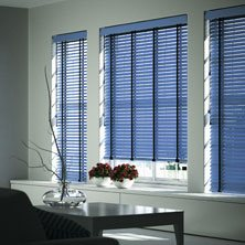Wood Venetian Blinds Sandhurst Berkshire